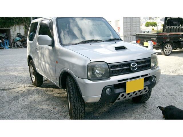 沖縄県豊見城市の中古車ならAZオフロード XC オートマ バックモニター フルセグ ETC