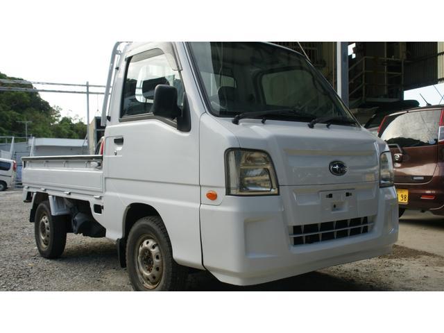 沖縄県豊見城市の中古車ならサンバートラック  4WD AT AC PS