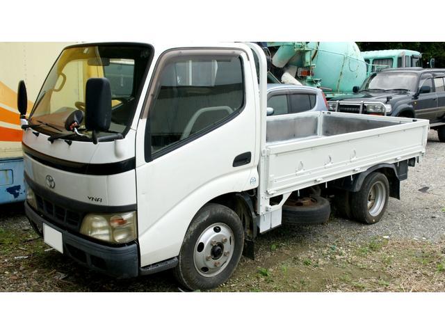 沖縄の中古車 トヨタ ダイナトラック 車両価格 45万円 リ済込 1998(平成10)年 37.0万km ホワイト