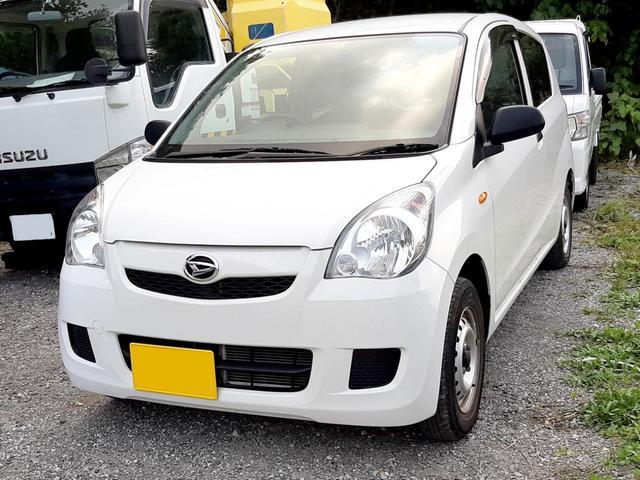 沖縄県豊見城市の中古車ならミラ  後期型CVT AC PS