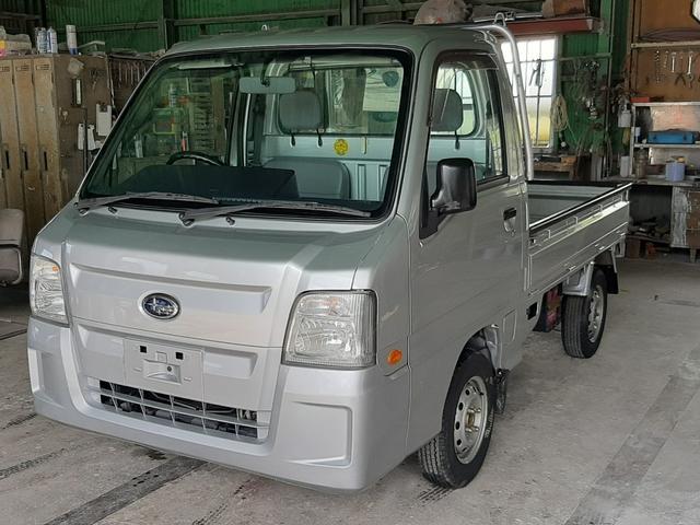 スバル  4WD MT A/C PS