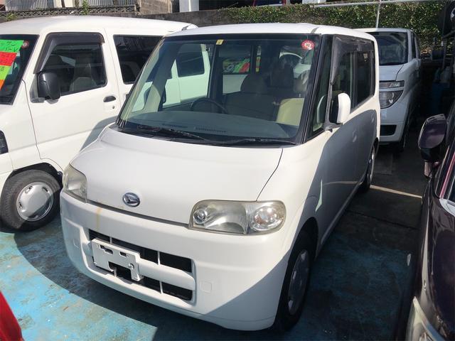 沖縄県の中古車ならタント 車椅子移動車
