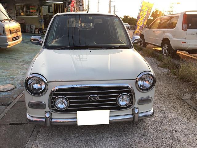 沖縄の中古車 ダイハツ ミラジーノ 車両価格 29万円 リ済込 2004(平成16)年 12.0万km パール