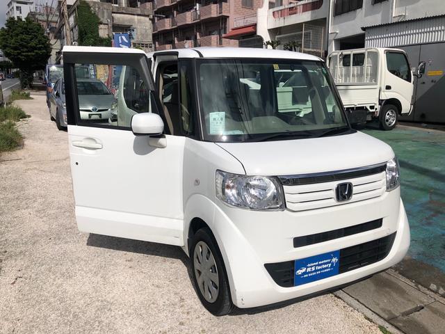 沖縄県の中古車ならN-BOX+ G 車イス仕様車
