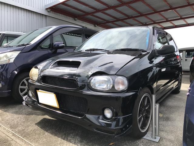 沖縄県の中古車ならアルトワークス RS/Z