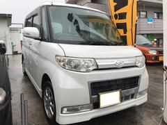 沖縄の中古車 ダイハツ タント 車両価格 39万円 リ済込 平成20年 16.0万K パールホワイトIII