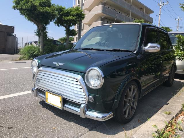 沖縄県の中古車ならミラジーノ ミニライトスペシャルターボ 5MT 車高調