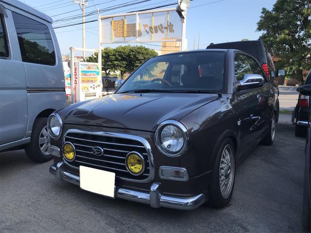 沖縄県の中古車ならオプティ ビークス ミラジーノフェイス