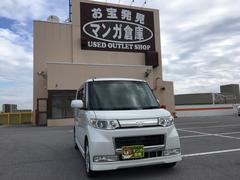 沖縄の中古車 ダイハツ タント 車両価格 69万円 リ済込 平成21年 8.4万K パールホワイト