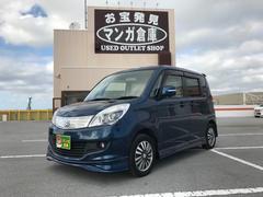 沖縄の中古車 スズキ ソリオ 車両価格 59万円 リ済込 平成23年 5.4万K ブルー