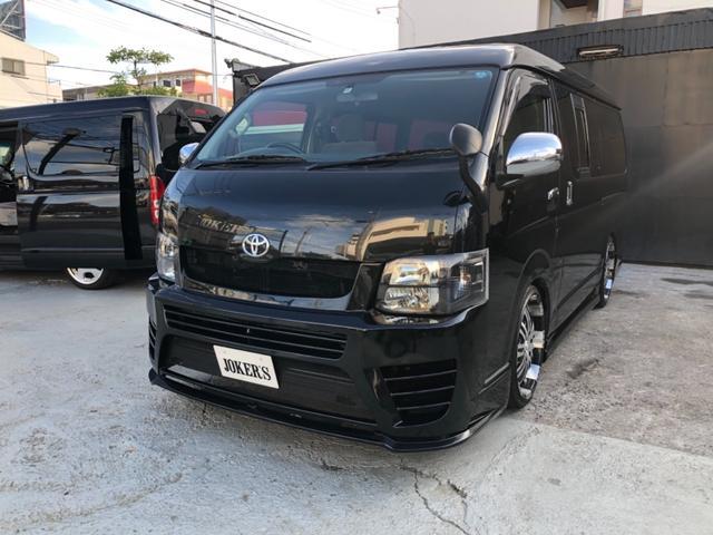 沖縄県沖縄市の中古車ならハイエースバン ロングワイドスーパーGL