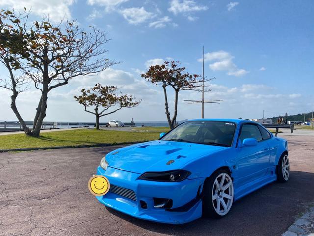 沖縄県の中古車ならシルビア スペックR 車検残り!すぐ乗れます!