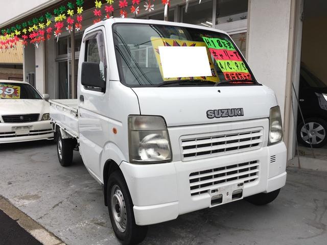 スズキ エアコン 5MT 軽トラック パワステ