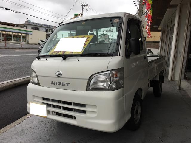 ダイハツ エアコン フロアAT 軽トラック CD AUX