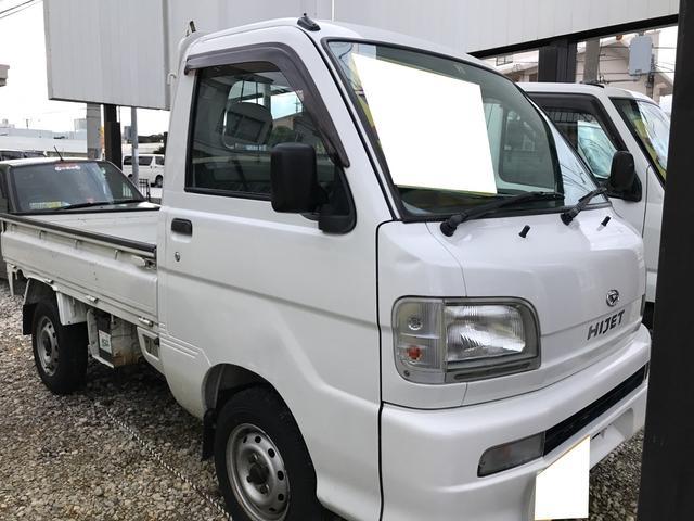 ダイハツ AC MT 軽トラック ホワイト