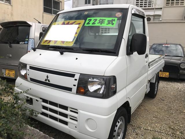 沖縄県の中古車ならミニキャブトラック AC AT 軽トラック