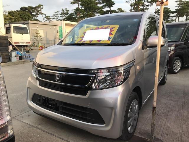 沖縄県の中古車ならN-WGN G あんしんパッケージ
