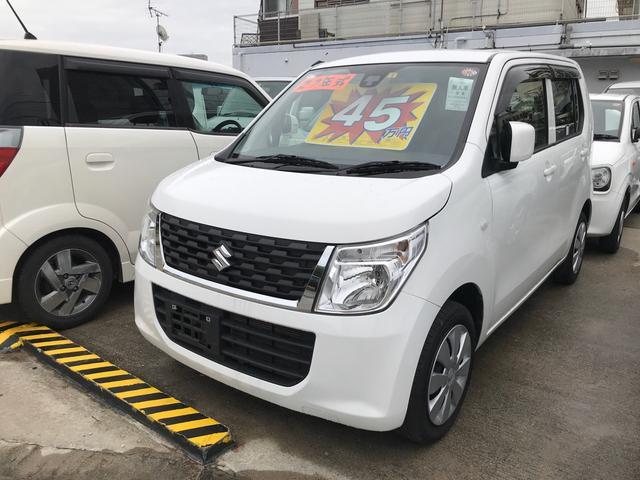 沖縄県の中古車ならワゴンR FX レーダーブレーキサポート装着車