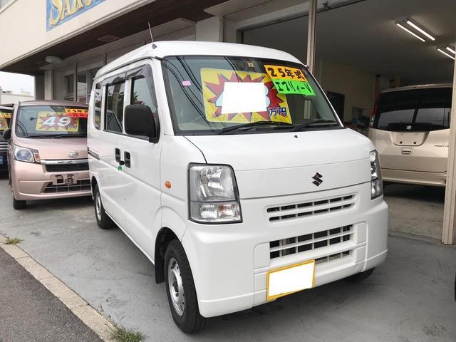 沖縄県の中古車ならエブリイ PC ハイルーフ フル装備 キーレス