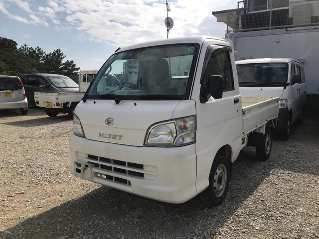 沖縄県沖縄市の中古車ならハイゼットトラック エアコン・パワステ スペシャル 5MT 2WD
