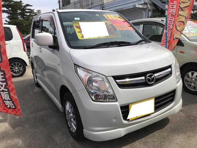 沖縄県沖縄市の中古車ならAZワゴン XS