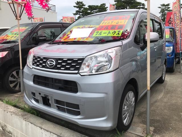 沖縄県の中古車ならムーヴ L SAII キーレス アイドリングストップ 衝突軽減システム  横滑り防止 ナビ Bluetooth