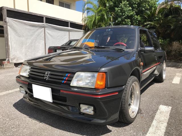 沖縄県の中古車ならプジョー 205 GTI ITS特別限定車