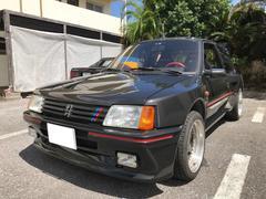 プジョー 205GTI ITS特別限定車