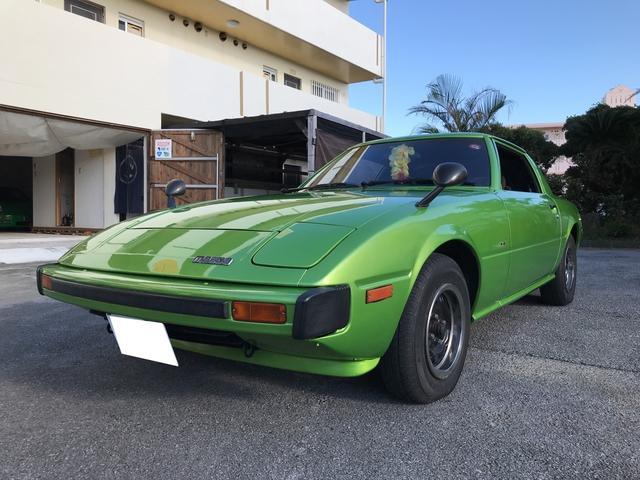 沖縄県の中古車ならサバンナRX-7 GT
