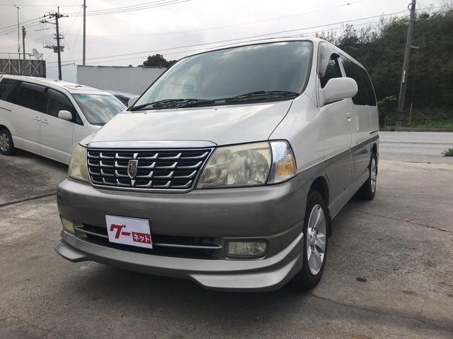 沖縄の中古車 トヨタ グランドハイエース 車両価格 ASK リ済込 2000(平成12)年 19.7万km パールII