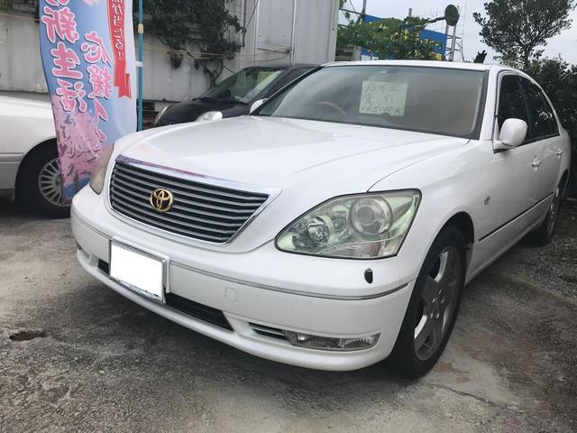 沖縄県の中古車ならセルシオ ナビ DVD