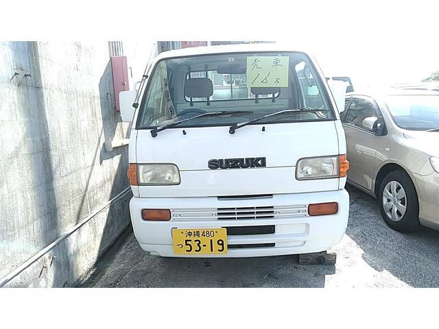 沖縄県石垣市の中古車ならキャリイトラック