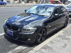BMW320i ローダウン 社外19インチAW i−Drive