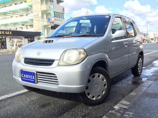 沖縄県の中古車ならKei N-1 キーレス ターボ サテライトスピーカー