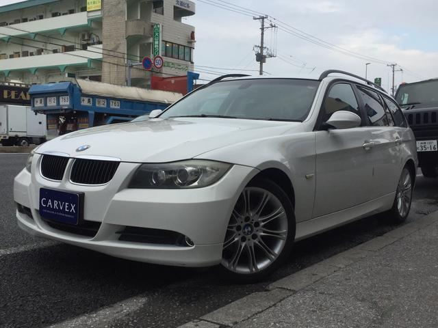 沖縄の中古車 BMW BMW 車両価格 54.8万円 リ済別 2008(平成20)年 10.0万km ホワイト