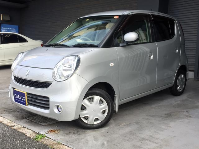 沖縄の中古車 スズキ MRワゴン 車両価格 21.8万円 リ済別 平成18年 2.9万km シルバーM