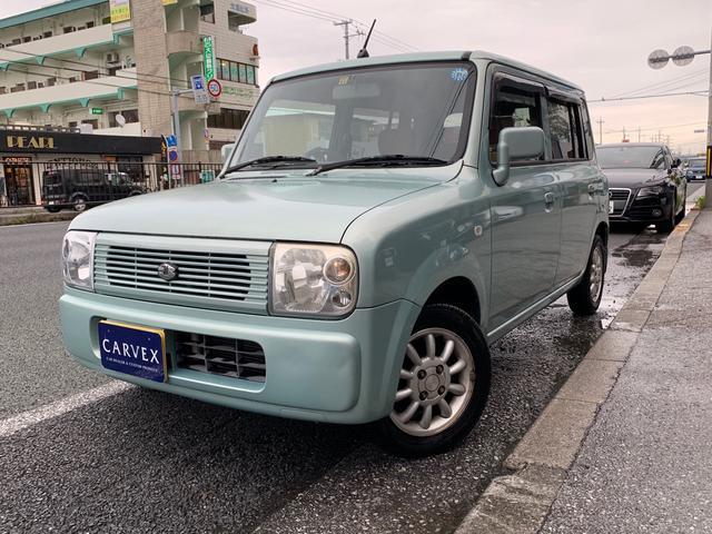 沖縄県の中古車ならアルトラパン X ETC付き 純正アルミホイール