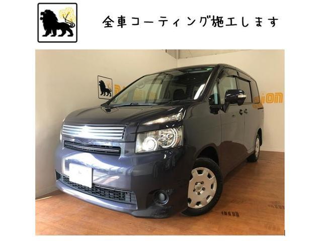沖縄の中古車 トヨタ ヴォクシー 車両価格 54万円 リ済別 2009(平成21)年 9.6万km パープル