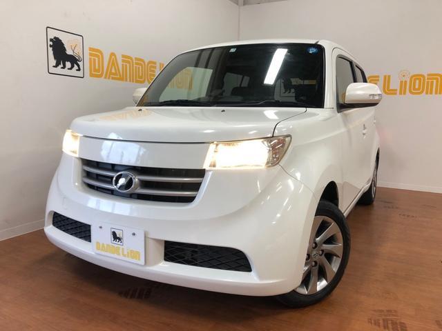 沖縄の中古車 トヨタ bB 車両価格 35万円 リ済別 平成20年 8.2万km ホワイト