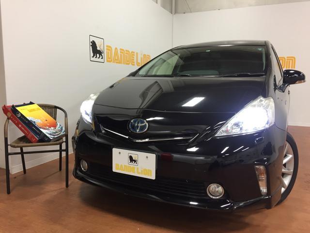 トヨタ Gツーリングセレクション 7人乗り スカイルーフ ETC