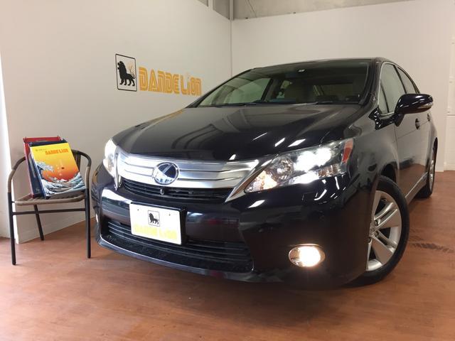 沖縄県の中古車ならHS バージョンI サンルーフ ヘッドアップディスプレイ LED