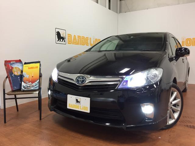 トヨタ G 2連LEDヘッドライト パワーシート コーナーセンサー