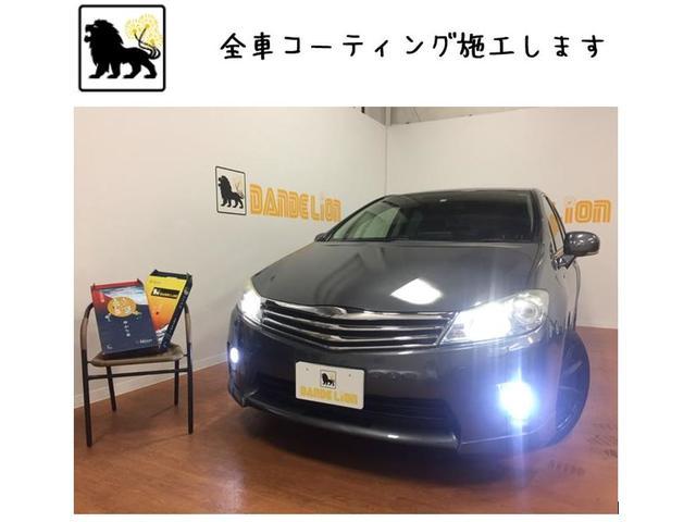 トヨタ S LEDエディション LEONIS18インチアルミホイール