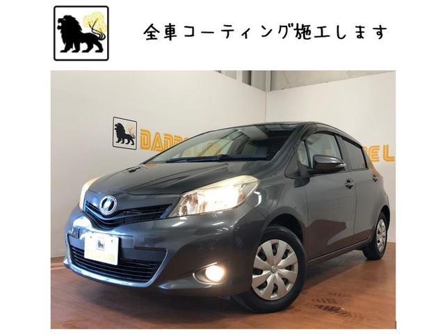 沖縄の中古車 トヨタ ヴィッツ 車両価格 39万円 リ済別 2011(平成23)年 6.5万km ガンM