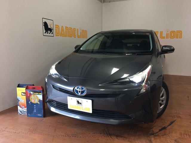 沖縄県の中古車ならプリウス S SDナビ バックモニター ウィンカーミラー ETC