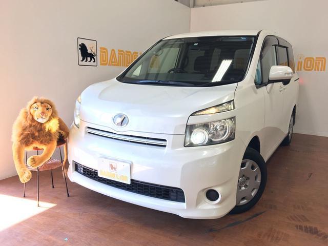 沖縄県の中古車ならヴォクシー X Lエディション 電動パワースライドドア HDDナビ