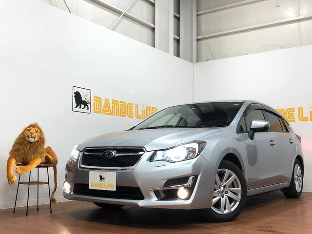 沖縄の中古車 スバル インプレッサスポーツ 車両価格 72万円 リ済別 2016(平成28)年 7.3万km シルバー