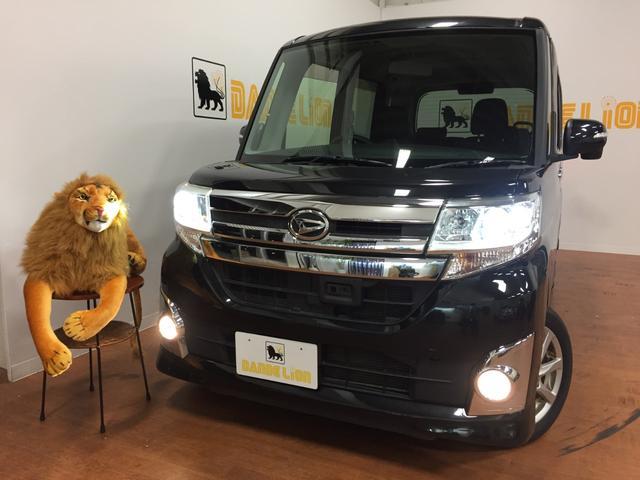 沖縄県の中古車ならタント カスタムX スマートセレクションSA&SN LEDライト