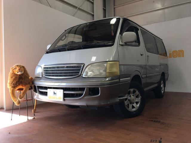 トヨタ スーパーカスタムリミテッド ディーゼルエンジン サンルーフ
