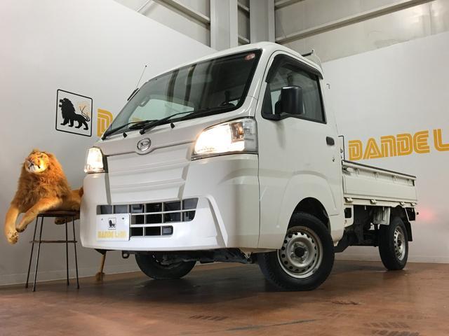 沖縄の中古車 ダイハツ ハイゼットトラック 車両価格 55万円 リ済別 2016(平成28)年 1.4万km ホワイト